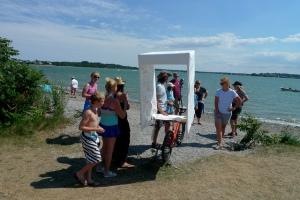 Video Photo Booth, Bumpkin Island